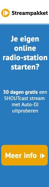 SHOUTcast en Icecast audiostreaming pakketten van Streampakket. Met onbeperkt dataverkeer en maandelijks opzegbaar. Vanaf € 5,- per maand.